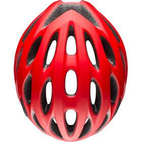 Bell Tracker R Sportshjelm, red/black